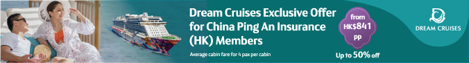 Dream Cruises - Up to 50% Off